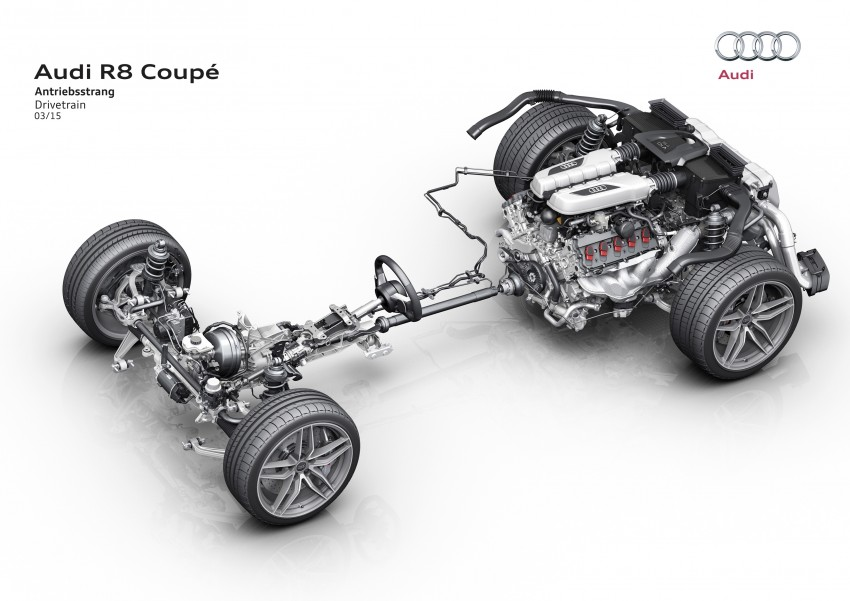 GALLERY: 2016 Audi R8 5.2 FSI V10 and R8 e-tron Image #315180