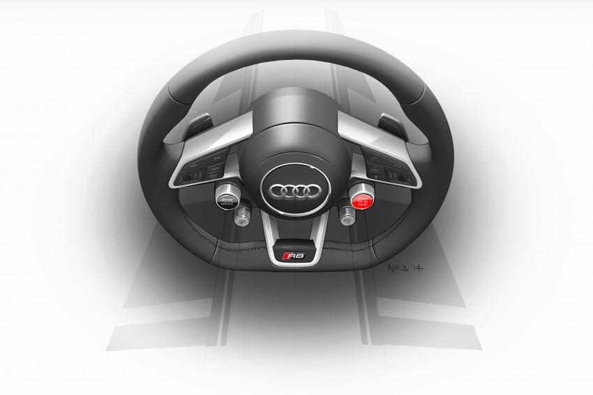 GALLERY: 2016 Audi R8 5.2 FSI V10 and R8 e-tron Image #315188
