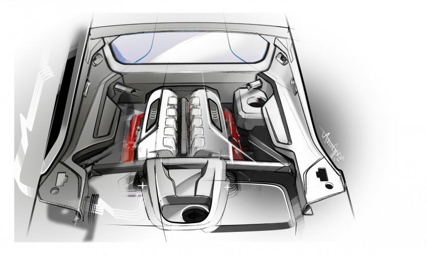 GALLERY: 2016 Audi R8 5.2 FSI V10 and R8 e-tron Image #315184