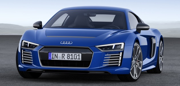 Audi looks towards solid-state batteries for electric