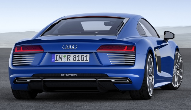 Audi Discontinues Production Of All Electric R8 E Tron