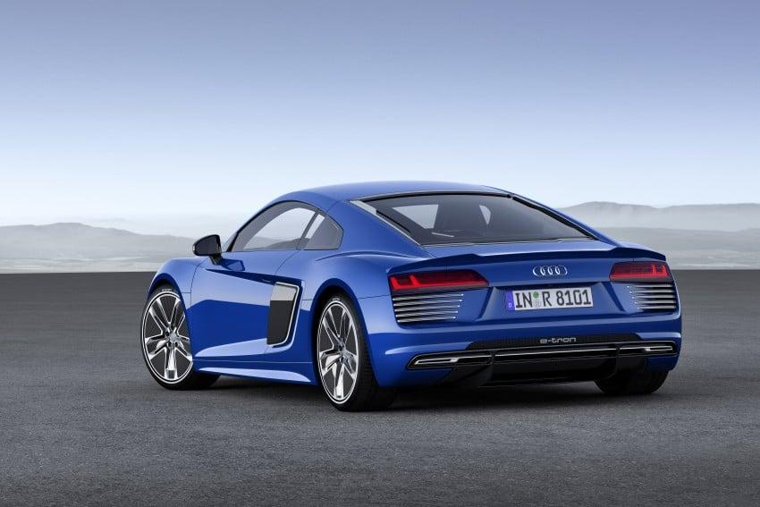 GALLERY: 2016 Audi R8 5.2 FSI V10 and R8 e-tron Image #315203