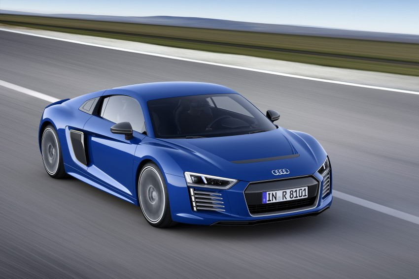 GALLERY: 2016 Audi R8 5.2 FSI V10 and R8 e-tron Image #315205