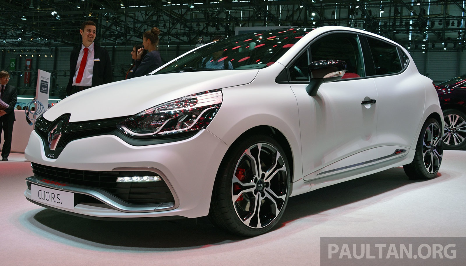 renault clio rs 220 trophy 220 hp faster gearbox image. Black Bedroom Furniture Sets. Home Design Ideas