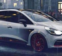 Renault Clio RS Trophy-leaked