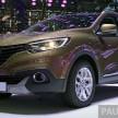 Renault Kadjar Geneva Live 24