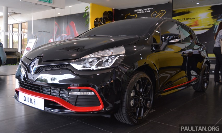 Renault Clio RS 200 gets a new Red Pack option Image #318067