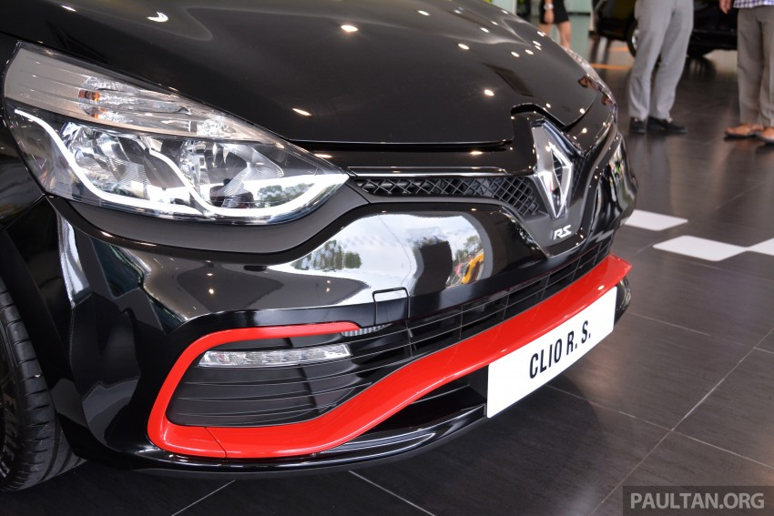 Renault Clio RS 200 gets a new Red Pack option Image #318072
