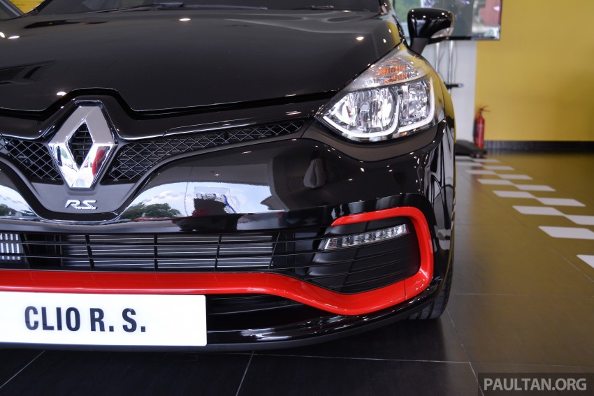 Renault Clio RS 200 gets a new Red Pack option Image #318073