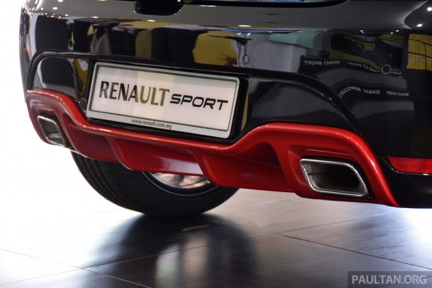 Renault Clio RS 200 gets a new Red Pack option Image #318078