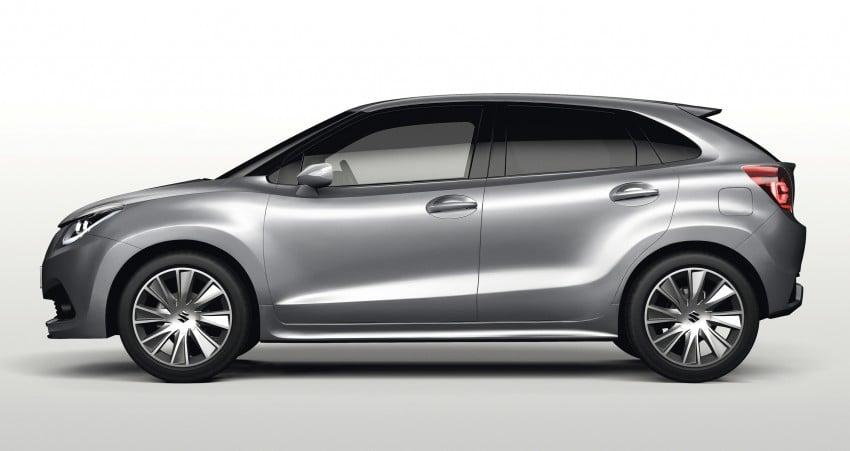 Suzuki iK-2 concept debuts, production slated for 2016 Image #315889