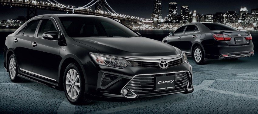2015 Toyota Camry facelift range launched in Thailand – gets new 2.0L VVT-iW D-4S engine and 6-speed auto Image #317776