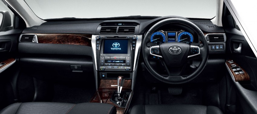 2015 Toyota Camry facelift range launched in Thailand – gets new 2.0L VVT-iW D-4S engine and 6-speed auto Image #317783