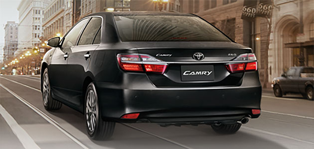 2015 Toyota Camry facelift range launched in Thailand – gets new 2.0L VVT-iW D-4S engine and 6-speed auto Image #317797