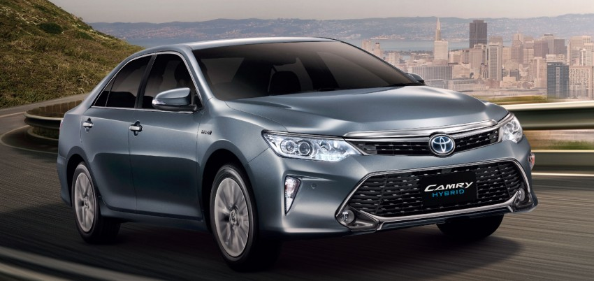 2015 Toyota Camry facelift range launched in Thailand – gets new 2.0L VVT-iW D-4S engine and 6-speed auto Image #317871