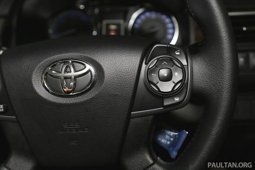2015 Toyota Camry starts M'sian production, plant capable of 7k Camry Hybrids before exemptions expire Image #320690