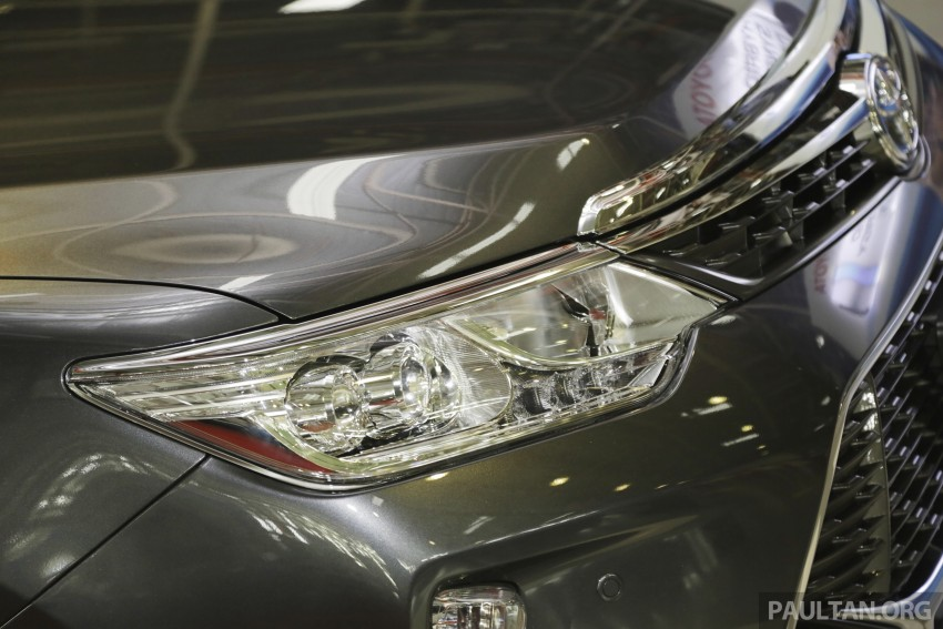 2015 Toyota Camry starts M'sian production, plant capable of 7k Camry Hybrids before exemptions expire Image #320706