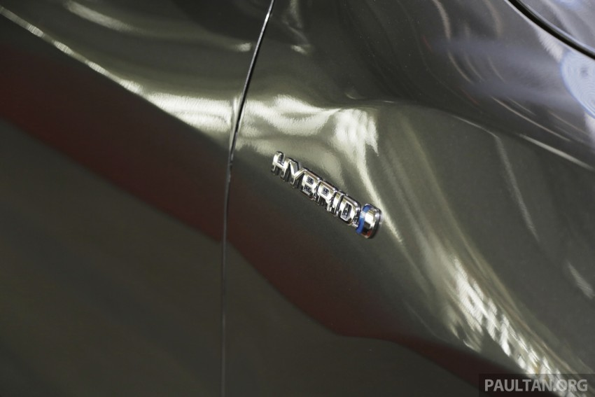 2015 Toyota Camry starts M'sian production, plant capable of 7k Camry Hybrids before exemptions expire Image #320709