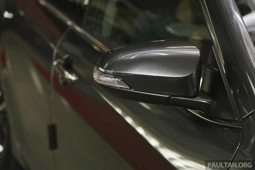 2015 Toyota Camry starts M'sian production, plant capable of 7k Camry Hybrids before exemptions expire Image #320710