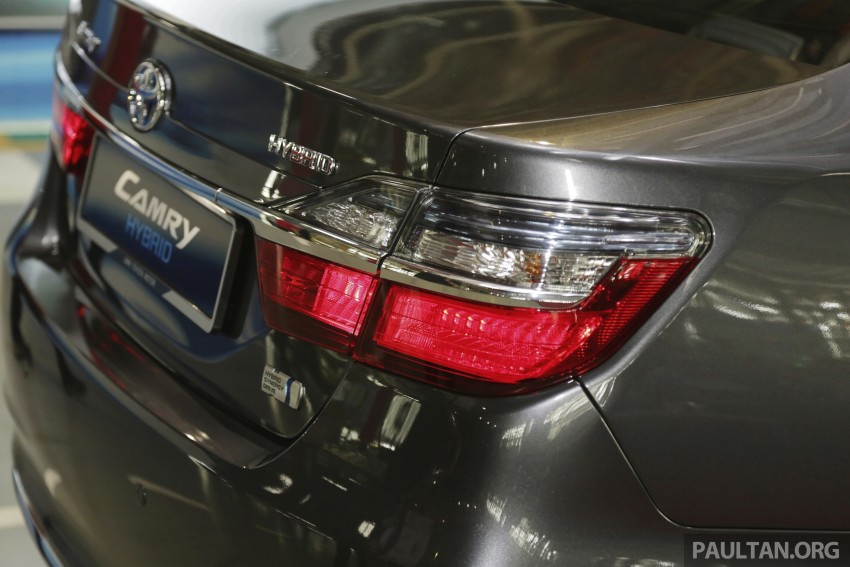 2015 Toyota Camry starts M'sian production, plant capable of 7k Camry Hybrids before exemptions expire Image #320721