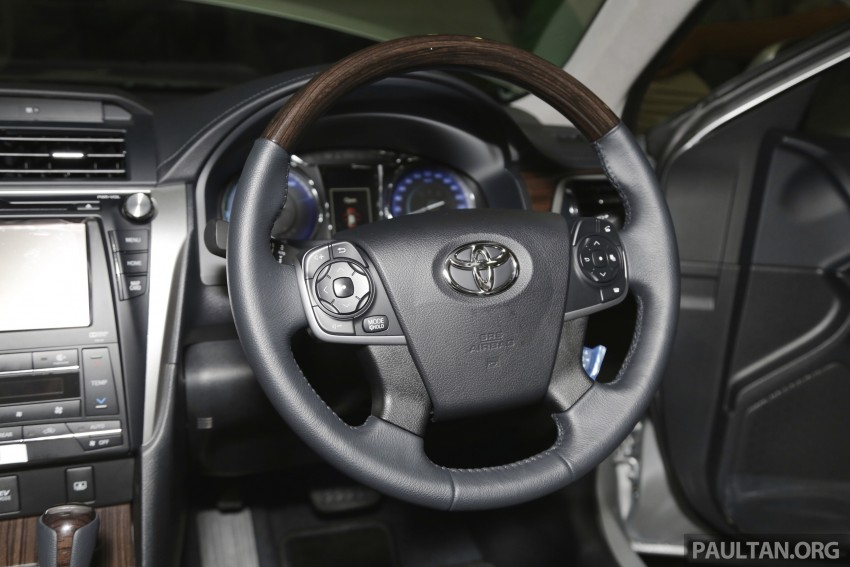 2015 Toyota Camry starts M'sian production, plant capable of 7k Camry Hybrids before exemptions expire Image #320679