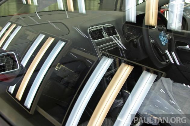 VW Polo Facelift CKD Malaysia - 11