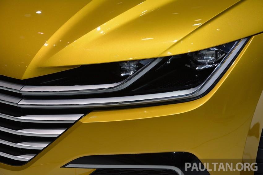 GALLERY: Volkswagen Sport Coupe Concept GTE Image #316520