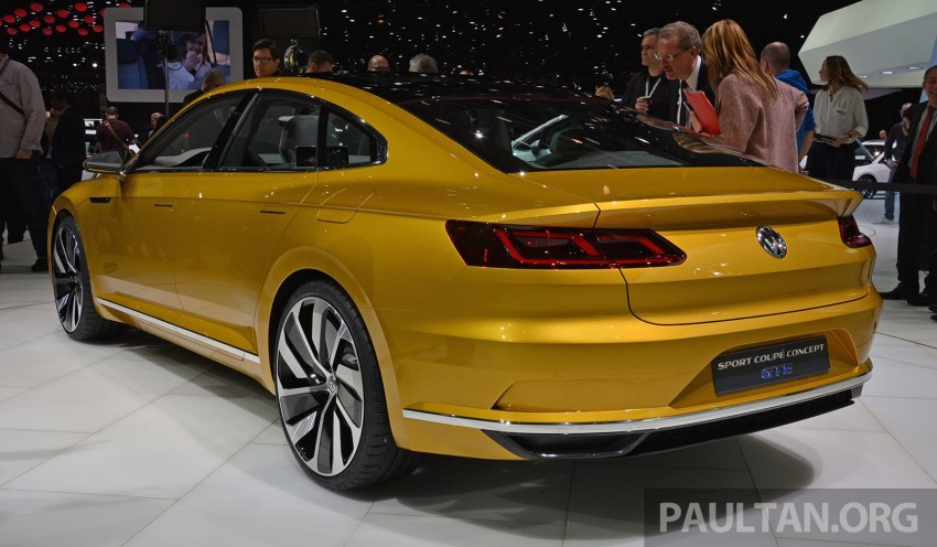 GALLERY: Volkswagen Sport Coupe Concept GTE Image #316531