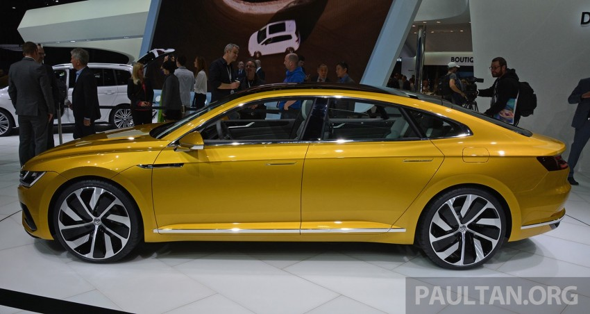 GALLERY: Volkswagen Sport Coupe Concept GTE Image #316535