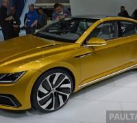 VW Sport Coupe GTE Geneva Live 17