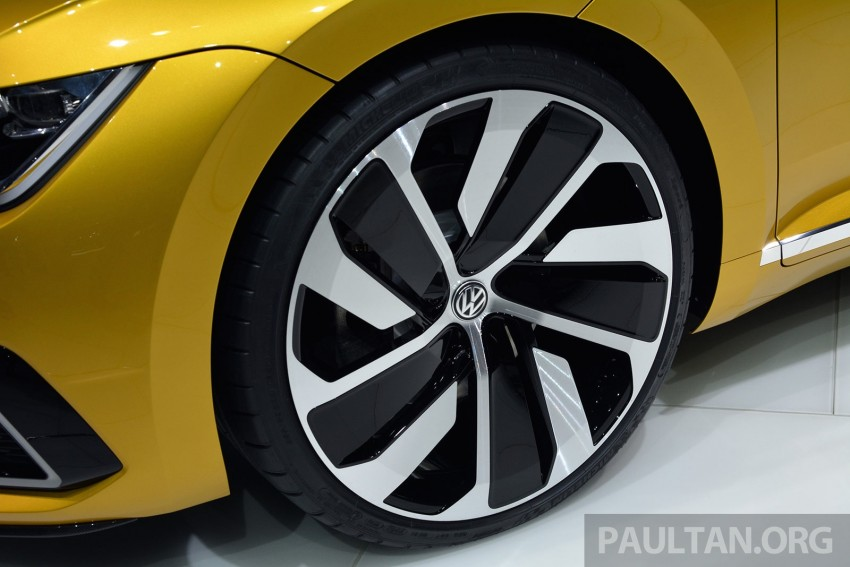 GALLERY: Volkswagen Sport Coupe Concept GTE Image #316537
