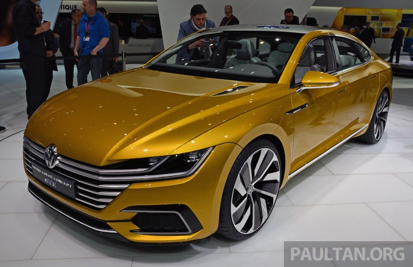 GALLERY: Volkswagen Sport Coupe Concept GTE Image #316538