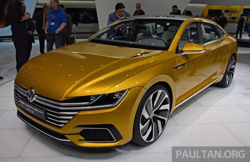 GALLERY: Volkswagen Sport Coupe Concept GTE Image #316538