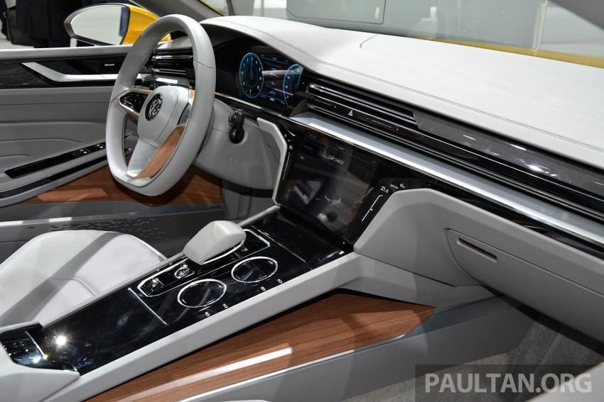GALLERY: Volkswagen Sport Coupe Concept GTE Image #316524