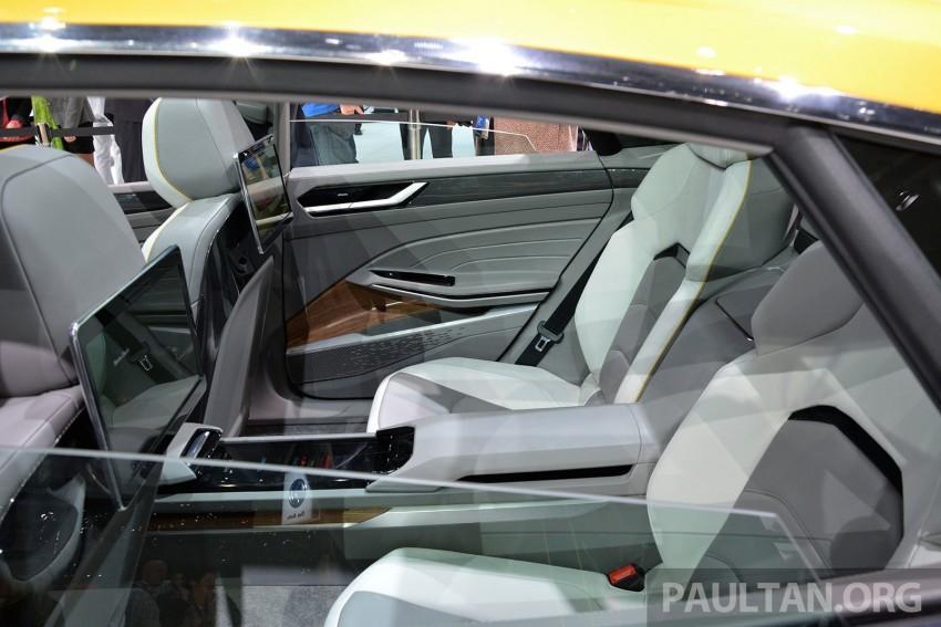 GALLERY: Volkswagen Sport Coupe Concept GTE Image #316526