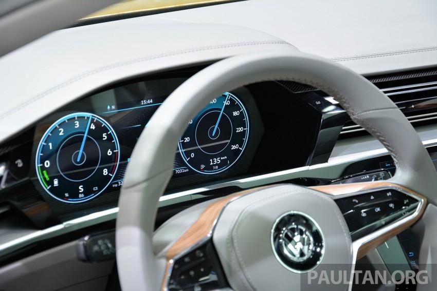 GALLERY: Volkswagen Sport Coupe Concept GTE Image #316528