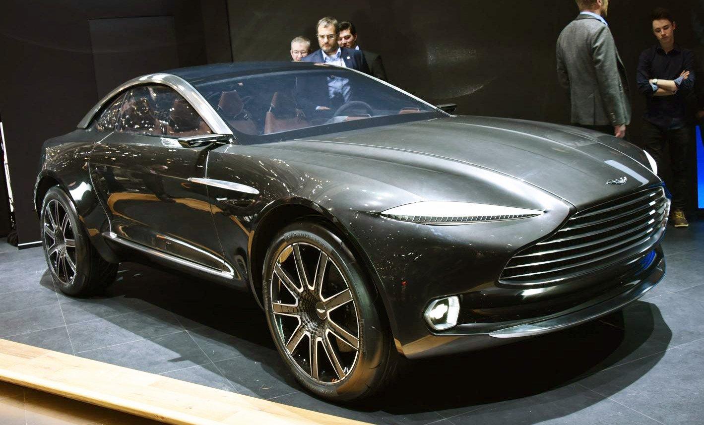 aston martin dbx concept awd electric bond car image 316279. Black Bedroom Furniture Sets. Home Design Ideas