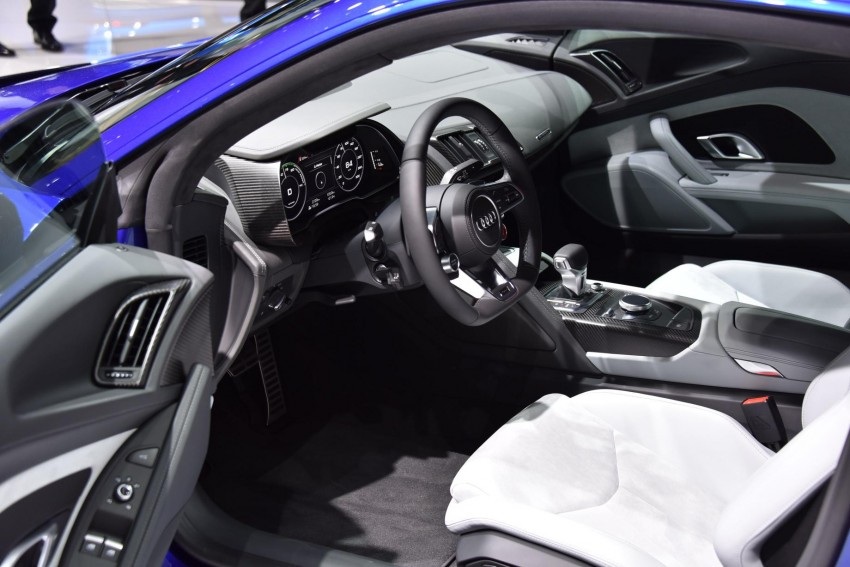 GALLERY: 2016 Audi R8 5.2 FSI V10 and R8 e-tron Image #316307