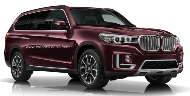 Bmw X7 To Get Super Luxurious Four Seat Variant