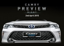 camry launch