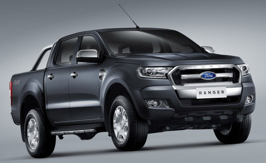 2015 Ford Ranger makes world debut in Thailand Image #320465