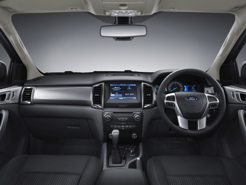 2015 Ford Ranger makes world debut in Thailand Image #320467