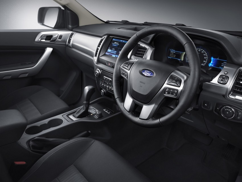 2015 Ford Ranger makes world debut in Thailand Image #320468