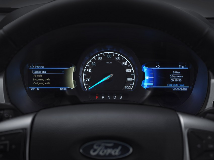 2015 Ford Ranger makes world debut in Thailand Image #320470