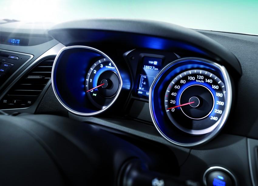 Hyundai Elantra facelift launched in M'sia, RM86k-115k Image #316766