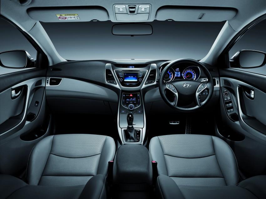 Hyundai Elantra facelift launched in M'sia, RM86k-115k Image #316795