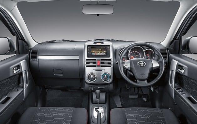 Toyota Rush Daihatsu Terios Facelift Now In Indonesia