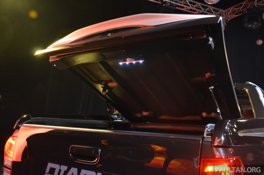 Isuzu D-Max Diablo launched, priced from RM107,077 Image #318429