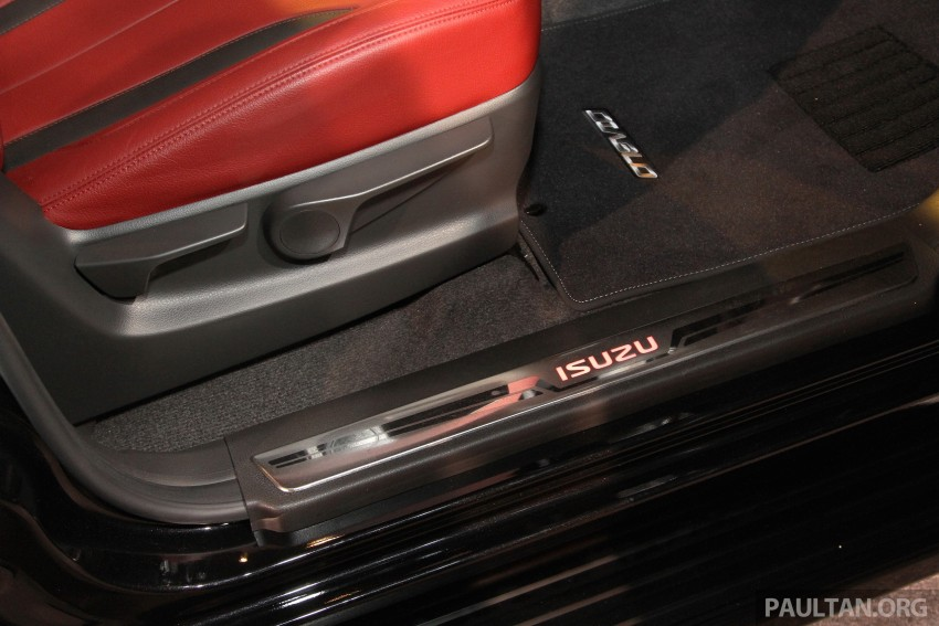 Isuzu D-Max Diablo launched, priced from RM107,077 Image #318477