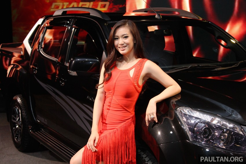 Isuzu D-Max Diablo launched, priced from RM107,077 Image #318512